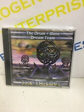 THE DRUM & BASS DREAM TEAM PRESENTS THE TRILOGY CD USED REFURBISHED