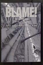 "JAPAN novel: Blame! (Tsutomu Nihei) ""Blame! The Anthology"""