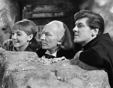 Peter Purves, William Hartnell and Maureen O'Brien photo - H7249 - Doctor Who