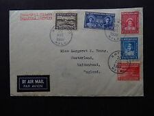 FFC Cover Inaugural Flight Imperial Airways Botwood  Newfoundland Canada 1939