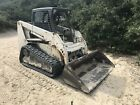T180 Bobcat Compact Track Loader 2225Hrs Kubota Diesel