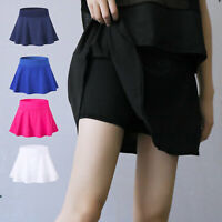 Women's Active Athletic Skort Lightweight Skirt for Running Tennis Golf Workout