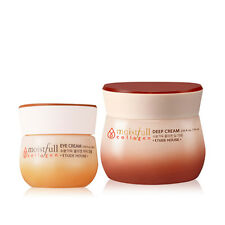 [SET][Etude House] Moistfull Collagen Eye Cream 28ml + Deep Cream 75ml