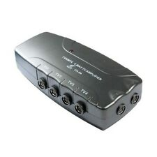AMPLIFICATORE TV 6 VIE Ripetitore di segnale con Bypass digitale