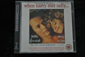 When Harry Met Sally Video CD Philips CD-I