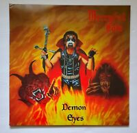 MERCYFUL FATE  ‎– DEMON EYES 2 × VINYL, LP, LIMITED UNOFFICIAL RELEASE 1984