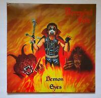 MERCYFUL FATE –DEMON EYES 2 × VINYL, LP, LIMITED UNOFFICIAL RELEASE 1984