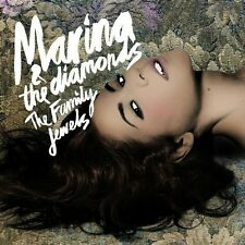 Marina and the Diamonds The Family Jewels Limited Japan CD