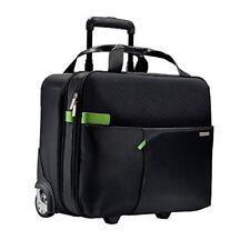 LEITZ Reisetrolley Smart Traveller Complete, schwarz