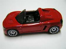 New Loose Matchbox 2007 Red Opel Speedster Convertible from 5 pack