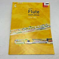 Music Song Book Flute Exam Pieces ABRSM Grade 4 2008-13 Score and Part