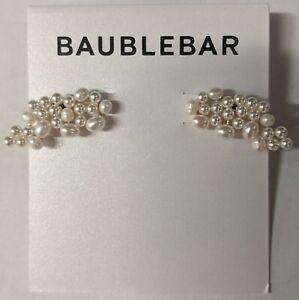 Baublebar Odile Pearl Ear Crawlers - 74882
