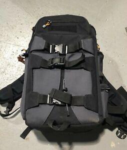 CineBags CB-25B Revolution Camera Backpack, Black /Charcoal #CB25B