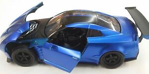 Fast And Furious 1:24 Diecast Car SKU 00018 Die Cast Car