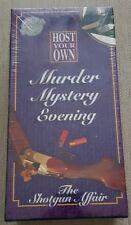Tenga su propio asesinato misterioso noche el asunto de escopeta * NUEVO * - Cheatwell