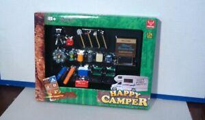 Phoenix Toys 1:24 scale Diorama Accessories HAPPY CAMPER set