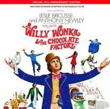 Willy Wonka And The Chocolate Factory - OST (NEW CD)