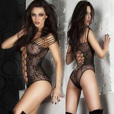Women  Sexy  Lingerie Fishnet Body stockings Dress Underwear Babydoll Sleepwear