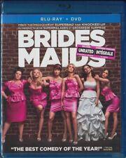 Bridesmaids (Blu-ray Disc / DVD, 2011, Canadian)