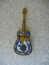 AMSTERDAM,Hard Rock Cafe Pin,DELF Guitar