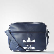 Adidas AIRLINER AC CL Unisex Shoulder Bag Messenger Flight Black Handbag BK2116