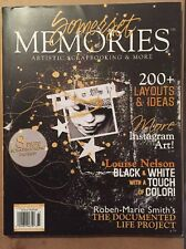Somerset Memories Layouts Ideas Instagram Art Project Autumn 2014 FREE SHIPPING!