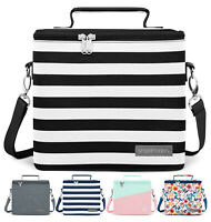 Simple Modern Lunch Bag 4L Blakely for Women & Men - Insulated Kids Lunch Box