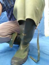 Rubber Boots Vintage Fishng, Waders, Botas,Gummi, Caucho Natural.