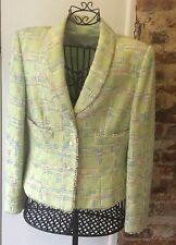 ESCADA MINT GREEN JACKET SIZE 40