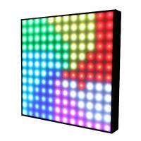 """Blizzard Lighting Pixellicious 2  RGB Mapping color 12"""" x 12"""" LED Light Panel"""