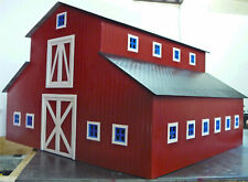 WHITLOWS BARN G Large Scale Model Railroad Styrene Unpainted Structure Kit CMS12