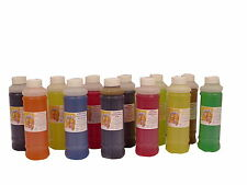 Ice Cream Topping Syrup Sauce Flavouring - Ice Cream Machine Extras - 12 x 625g