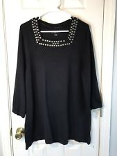 HUGE MARKDOWN‼️ Style & Co Size L Unique & Eye Catching Shirt Top