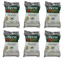 Brew Rite Wrap Around Style Coffee Maker Paper Filters 41-551 330 Ct