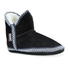 MUK LUKS® Women's Maddy Pull-on booties,Black