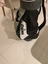 Golf bag with cover