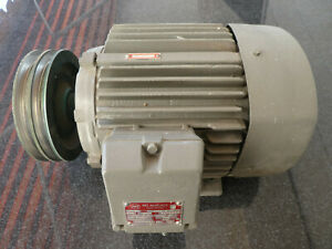 Elektromotor Drehstrom 1,5 kW 230/400 V