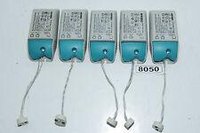 5x Osram Halotronic-Trafo HTM 70/230-240   20-70 Watt   Dimmbar   Halogen *8050*