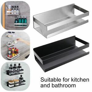 Self Adhesive Shower Shelf Bathroom Organizer Kitchen Rack Shower Caddy Holder