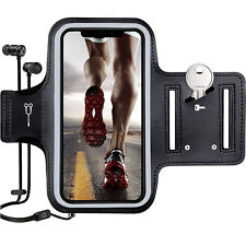 Brazalete Running Gimnasio Carcasa para Apple IPHONE 12 11 Pro XS Max XR 6S + 7+