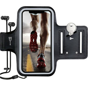 GYM Work Out Running Armband Case Sport For Moto G6 G7 G8 E5 E6 Play Plus Power