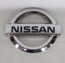 NISSAN ALTIMA TRUNK EMBLEM 02-06 BACK OEM CHROME BADGE logo sign symbol name