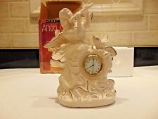 Porcelain Angle Clock