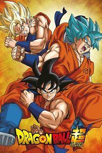 Dragon Ball Super  Goku   Maxi Poster size 61x91.5cm FP4875