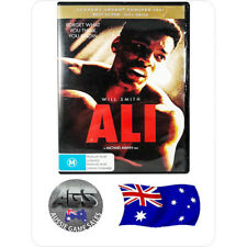 Ali (DVD) - Region 4 - Will Smith - Jamie Foxx - Jon Voight