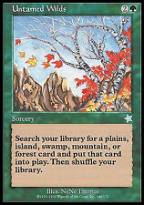 Untamed Wilds EX/NM Starter 1999 MTG Magic Cards Green Uncommon