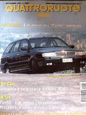 Quattroruote 467 1994 Test su strada e pista Ferrari F355 - Punto Diesel [Q53]