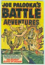 Joe Palooka's Battle Adventures #71 August 1952 VG Classic Cover