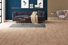 Rhodes Almond Oak Wooden Laminate Flooring AC5 12mm By 159mm By 1380mm SAMPLE