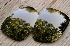 Dark Copper Polarized Mirrored Sunglass Lenses for Oakley Montefrio - Grey Tint